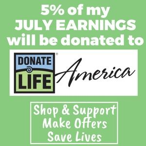 💚❤️👀SHOP & SUPPORT DONATE LIFE AMERICA👀❤️💚